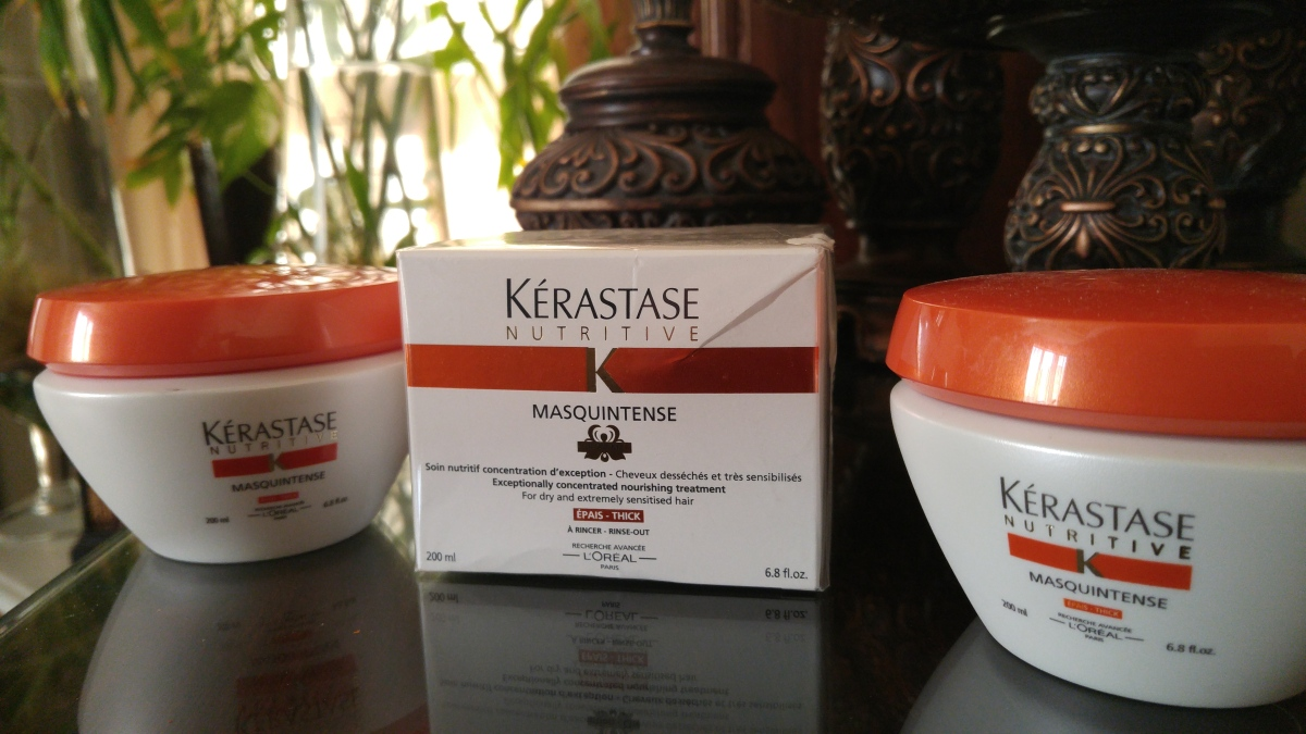 Kerastase Masquintense: is it worth it?