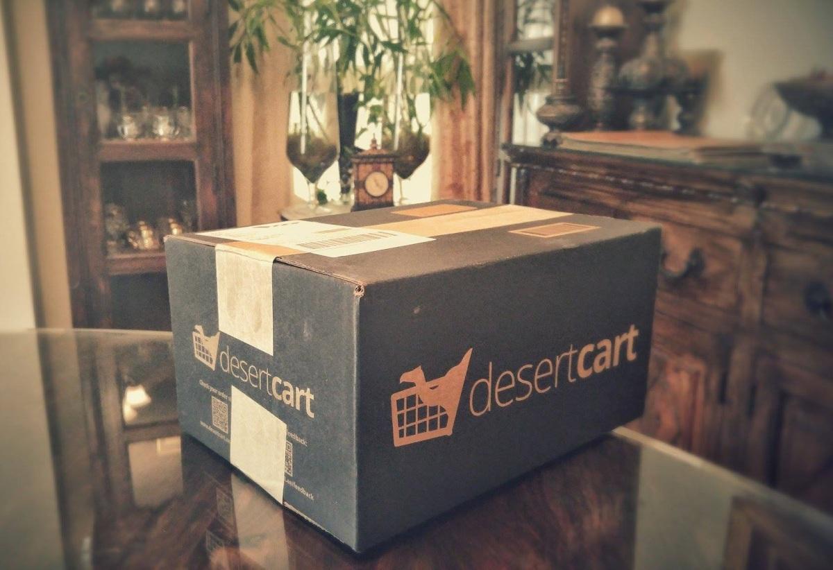 My Desertcart experience!